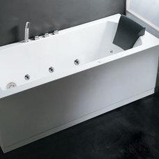 Modern Bathtubs by Quality Bath