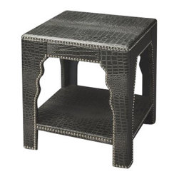 Butler Specialty - Butler Specialty End Table -1885140 - Butler products are highly detailed and meticulously finished by some of the best craftsmen in the business.