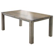 Rustic Dining Tables by Woodcraft.ca