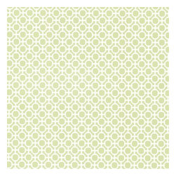 Brewster Home Fashions - Beatrix Celery Modern Geometric Wallpaper, Bolt - A beautiful celery green hue transforms this geometric wall paper into posh decor accent mixing fashion forward detail with modern form.
