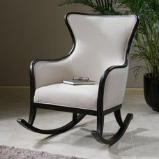 Modern Rocking Chairs And Gliders by Hayneedle
