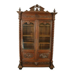 EuroLux Home - Consigned Antique Carved Oak French Renaissance - Product Details