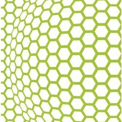 AS Creation - 2553-27 Contzen 3 Wallpaper, Decor: Honeycombballs- Sample - Exquisite luxury defines the rich designs in this Lars Contzen 3 collection. If you find yourself planning to renew your bathroom, have a beautiful bedroom retreat, provide a touch of design to a kitchen or simply hoping to develop a wonderful change to any other room in your house, you can certainly see a wallpaper that reveals your personal taste and design in this collection.