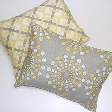 Modern Pillows by ElemenOPillows