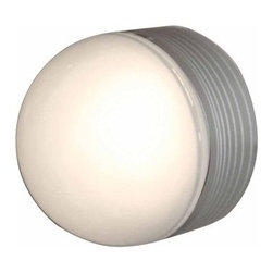 Access Lighting - Access Lighting 20337 MicroMoon 1 Light Outdoor Wall Sconce - Product Features: