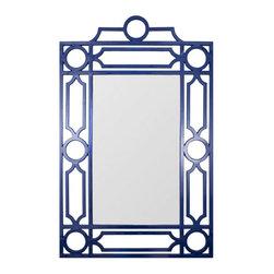 Garden Fence Mirror -