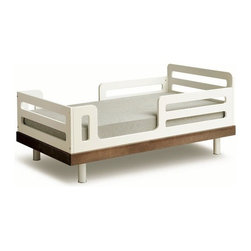 Oeuf Classic Toddler Bed - Oeuf's toddler beds are among my favorites — except for the price. But this one goes perfectly with a modern and quirky style in a room.