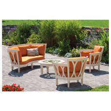 patio furniture and outdoor furniture by Vivid Interior Design - Danielle Loven