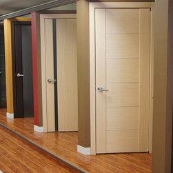 Interior Doors -  Modern Interior Doors - www.modernhomeluxury.com