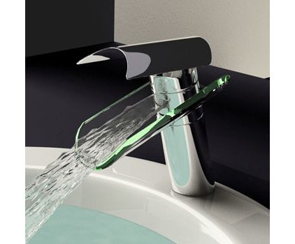 Modern Bathroom Sink Faucets by sinofaucet