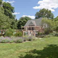 Contemporary  by Matthew Cunningham Landscape Design LLC