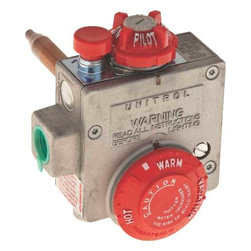 "ROBERTSHAW - WATER HEATER THERMOSTAT - | 3-1/2"" W.C. Natural Gas 
