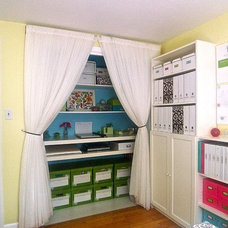 Eclectic  Supershoppertoo / Aja's Crafty Home