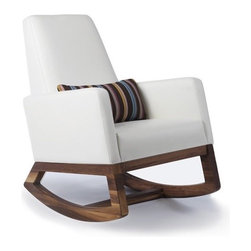 Monte Joya Rocker - The Joya is an environmentally responsible rocker. This custom made chair is both sustainable and stylish!