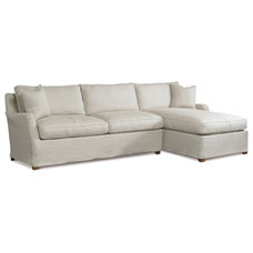 Traditional Sectional Sofas by Precedent Furniture