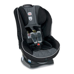 Britax - Britax Boulevard G4 Convertible Car Seat - Onyx Multicolor - E9LQ41A - Shop for Convertible Car Seats from Hayneedle.com! The convertible Britax Boulevard G4 Convertible Car Seat - Onyx provides ultimate safety features for ensuring nothing but the best for your child s car riding adventures. Designed for children rear facing 5 to 40 pounds and forward facing from 20 to 65 pounds this seat uses revolutionary head safety through SafeCell technology. Its harness ultra-guard system integrated steel bars and energy-absorbing Versa-Tether work together to minimize head excursion and reduce the risk of head injury during a frontal impact. Also incorporated is a no-rethread and quick-adjust five-point harness which features multiple buckles recline adjustments and an easily removable cover that allows access to belt paths from the front of the seat.About BritaxBritax has been a leading innovator in child seat safety and ease of use for over 70 years. The bestselling child car seat manufacturer in Europe Britax came to the United States' market in 1996 and quickly became one of the most-trusted child car seat brands in the country. Dedicated to child safety Britax puts their products through rigorous testing and works with vehicle manufacturers to come up with vehicle design improvements to enhance child safety and performance of car seats. Britax also realizes that today's parents like to show off their flair for style and this understanding is reflected in their car seats' unique designs and easy-to-clean fabrics.