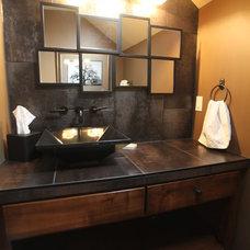 Contemporary Bathroom by DEICHMAN CONSTRUCTION