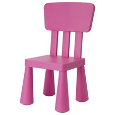 Eclectic Kids Chairs by IKEA