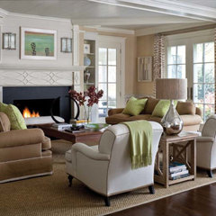"""House in New Canaan,"" Boxwood Home + Interiors 