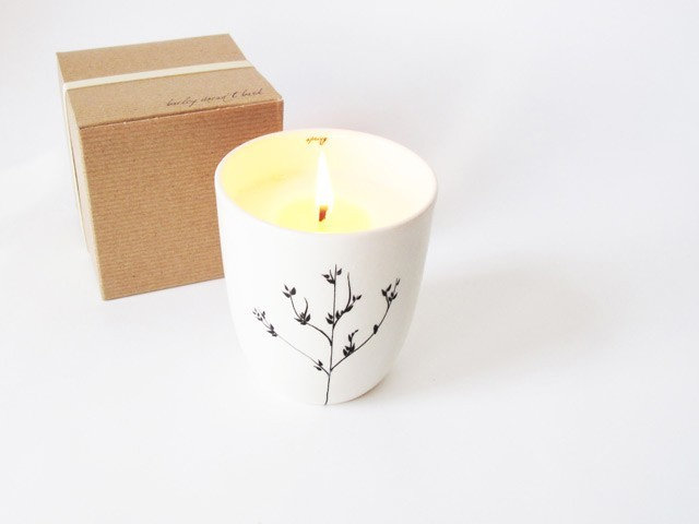 Modern Candles by Bailey Doesn't Bark