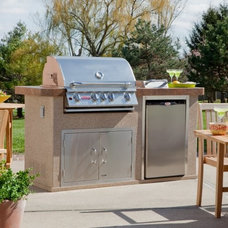 Contemporary Outdoor Grills by Hayneedle