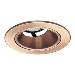 "Nora Lighting - Nora NL-469 4"" 45 Adjustable Reflector with Ring, Nl-469co - 4"" 45 Adjustable Reflector with Ring"