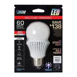 FEIT ELECTRIC CO #261200 - BPAG800DM/LED Bulb - LED Multi-Use Globe Bulb