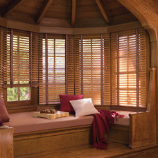 Traditional Window Blinds by Home Source Custom Draperies & Blinds