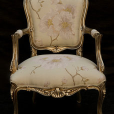 Traditional Chairs by Nefertiti Designs