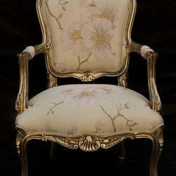 Furniture Range - Occasional Chairs - Nefertiti Designs