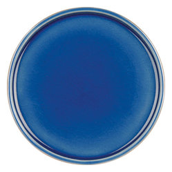 Pure Nature Blue Set of 4 Saucers/Lids