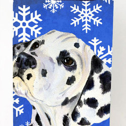 Caroline's Treasures - Dalmatian Winter Snowflakes Michelob Ultra Koozies for slim cans SS4630MUK - Dalmatian Winter Snowflakes Holiday Michelob Ultra Koozies for slim cans SS4630MUK Fits 12 oz. slim cans for Michelob Ultra, Starbucks Refreshers, Heineken Light, Bud Lite Lime 12 oz., Dry Soda, Coors, Resin, Vitaminwater Energy, and Perrier Cans. Great collapsible koozie. Great to keep track of your beverage and add a bit of flair to a gathering. These are in full color artwork and washable in the washing machine. Design will not come off.
