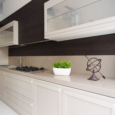 Contemporary Kitchen Countertops by Verona Marble Company