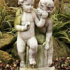 Modern Garden Statues And Yard Art by AllSculptures.com