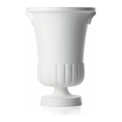 Moooi - Moooi   Container Vase - Design by Marcel Wanders, 2007.