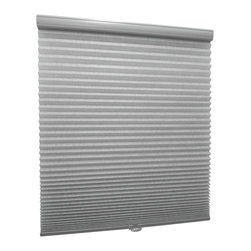 "BlindDen.com - Cellular Shade Cordless Light Filter 30"" Length, Toffee, 21 X 30 - Our cordless shade is a 9/16"" cordless, light filtering, single cell honeycomb shades. Available in 3 light filtering colors and comes standard with our child safe, cordless lift system!"