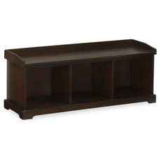 Contemporary Indoor Benches by Pottery Barn