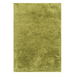 Loloi Rugs - Loloi Rugs GRDNGN-01LW0093D0 Garden Shag Lawn Indoor / Outdoor Rug - Introducing one of our most inventive collections: the first-ever indoor/outdoor shag. Hand woven in India of 100% polyester, Garden Shag offers the same softness and textural appeal of our other shag collections, except this yarn is treated to withstand all of mother nature's elements including sunshine, rain, and dirt. And because the look is so versatile, Garden Shag looks equally at home as an easy-to-clean rug in the dining room or sunroom as it does outdoors.