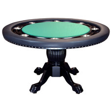 Contemporary Indoor Pub And Bistro Tables by BBO Poker Tables
