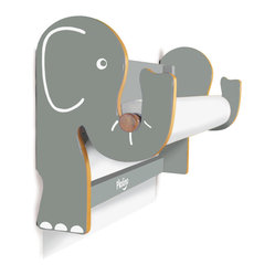 Safari Collection, Elephant Wall Easel