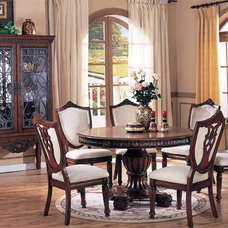 Traditional Dining Tables by GreatFurnitureDeal