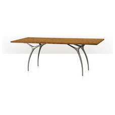 Eclectic Dining Tables by theodorealexander.com