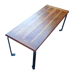 Mid-Century Dining Table by Francis Whittaker - $1,500 Est. Retail - $1,189 on C -