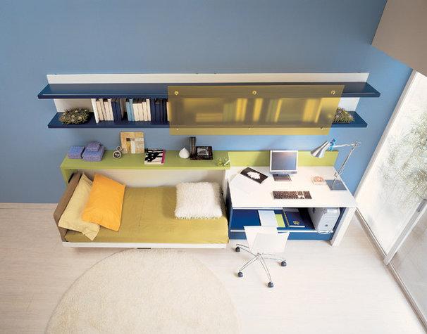 Modern Rendering Modern kids room