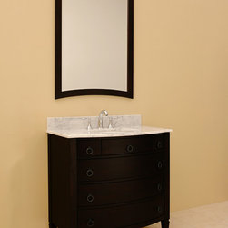 "36"" Java Single Bath Vanity (JV3621D) -"