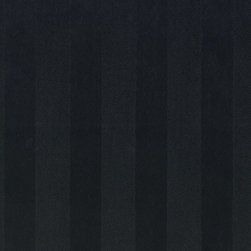 Patton - Ns24916 Silk And Satin Stripe Wallpaper - Wallpaper pattern NS24916, from the book Silk Impressions by Patton, is a stripe in black.  Silk Impressions is a collection of silk and satin wallpapers that are prepasted , solid vinyl.