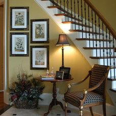 Traditional Entryways from Loretta Willis : Designers' Portfolio 1629 : Home & G