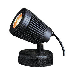 Kichler - Kichler 15191BK 12v Functional 1 Light Pond / Well Lights - Well Lights - *Low Voltage Underwater Pond LightDurable High Heat Thermoplastic Composite ResinHeat-Resistant Flat Glass LensSealed for Watertight Outdoor and Submersible Underwater Usage50w Max MR16 (Bulb Not Included)