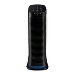 Kaz Inc - AirGenius 5 Air Purifier - Black KAZ Honeywell AirGenius 5 Air Cleaner/Odor Reducer