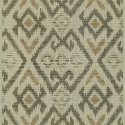 "Loloi Rugs - Loloi Rugs Capri Collection - Beige/Brown, 2'-4"" x 3'-9"" - Create your own patio paradise with the modern indoor/outdoor Capri Collection. Available in bold linear and geometric patterns, these rugs not only have the style to capture the eye but also the durability to handle Mother Nature's elements. That'sbecause Capri is made in Egypt of 100% polypropylene, specifically engineered to remain vibrant in spite of UV rays or rain. And with cool, earthy browns and slate blue color tones, Capri looks great inside too. If the kids, pets, or guests spill something and stain the rug, just hose it down and let it dry out."